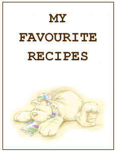 My Favourite Recipes By Lee-Anne Dyer 1