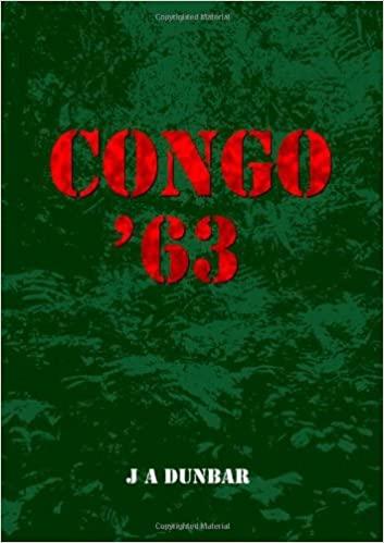 J A Dunbar Congo 63