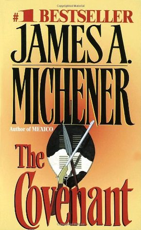 james a michener the covenant